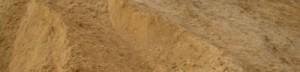 piasek kopany